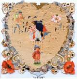 Victorian Valentine, Vintage Valentine, Antique Valentine, Estate Valentine, Whitney Valentine, vintage Whitney Valentine, Valentine