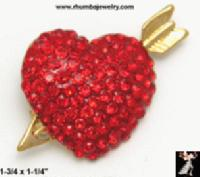 heart pin, heart brooch, red rhinestone heart pin, red rhinestone heart brooch, Valentine heart pin, valentine jewelry, valentine pendants, valentine lockets, valentine necklaces, valentine earrings, valentine bracelets, valentine rings, valentines jewelry, valentine's day jewelry, valentine jewlry, valentine jewelery, valentine jewlery, valentine jewellery